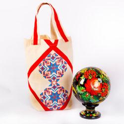сумка с шаром