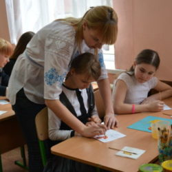 Мастера «Дивокрай» посетили учеников КСО НСЗШ № 127