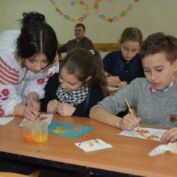 Майстер-клас для учнів НВК № 122
