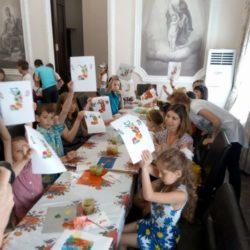 День захисту дітей у Єпархіі
