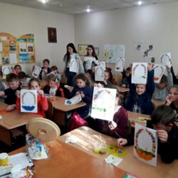 Майстер-класи в Слобожанській ЗОШ №2