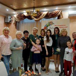 """Майстер-клас за запрошенням Громадської організації """"Ділові жінки України"""""""